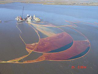 آلودگی نفتی